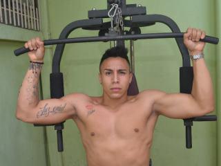 Latino Muscles