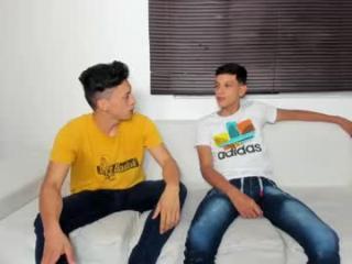 Asian College Boys