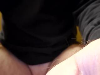 Horny guy